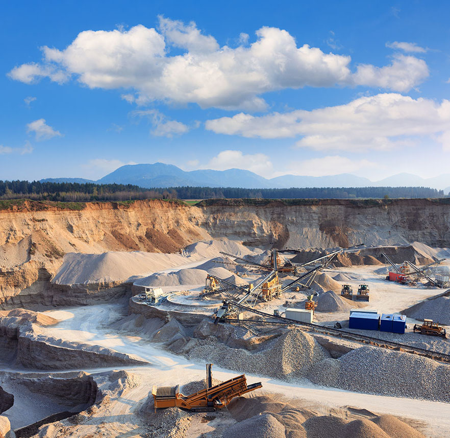 Landfill Operations in Greenville, NC by EJE Recycling - A Recycling & Waste Management Company