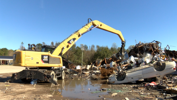 Scrap Metal Services in Greenville, NC by EJE Recycling - A Recycling & Waste Management Company